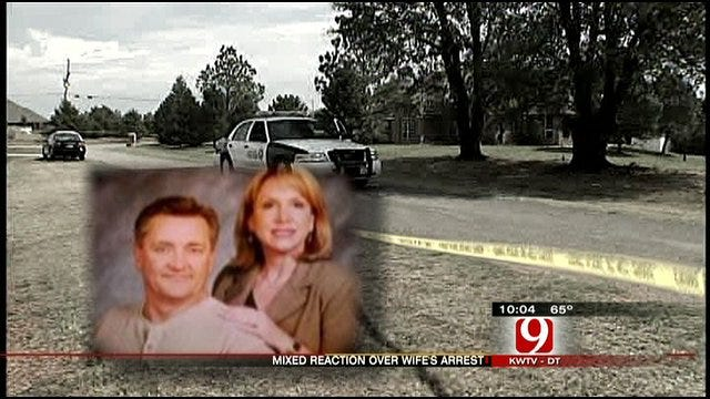 Reactions To Chief's Wife's Arrest Pour In