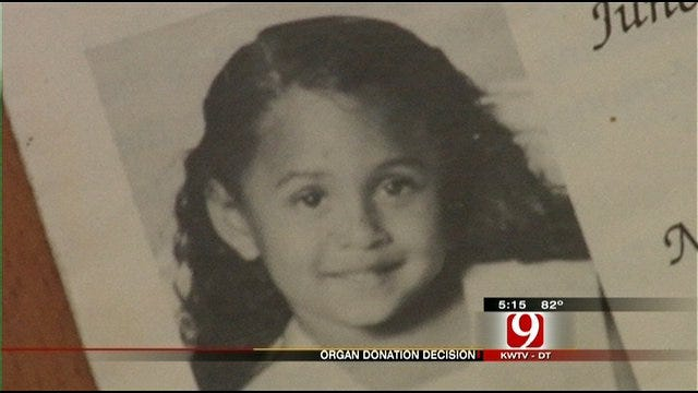 Oklahoma Girl's Donated Heart Bridges Generations