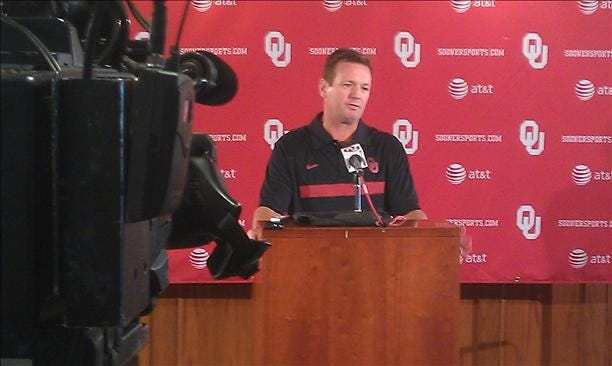 Bob Stoops Weekly Press Conference-Week 5