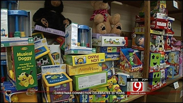 'Christmas Connection' Makes Christmas Merrier For Oklahomans