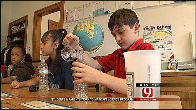 Oklahoma City Cuts Elementary Science Teacher As 'Equity' Issue
