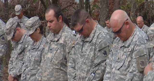 Oklahoma Soldiers Will Soon Have New Chapel