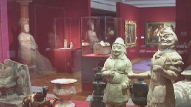 Shawnee's Mabee-Gerrer Museum Offers Art, Mummies, More