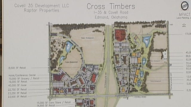 City Of Edmond Planning Bold New Development Project