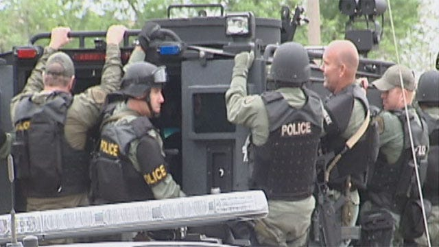 News 9 Video Exclusive: Gang Raids Lead To 14 Arrests