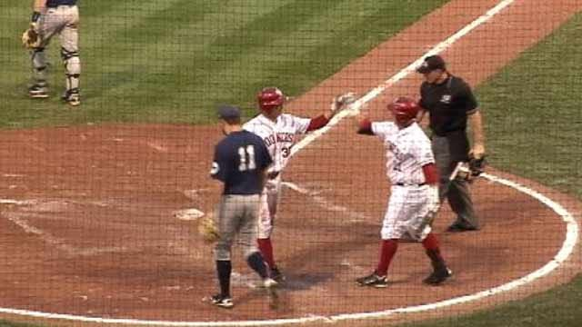 Sooners Win Fifth Straight With 6-3 Win Over ORU