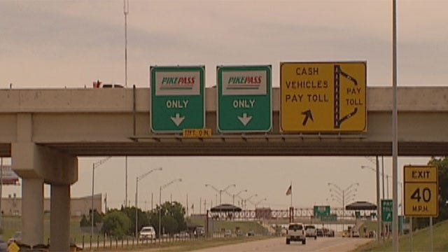New Flat Rate For Failure To Pay Turnpike Toll