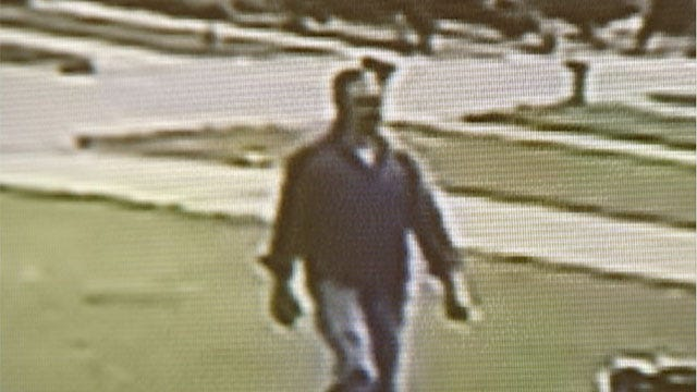 Thief Caught On Camera Stealing From OKC Home