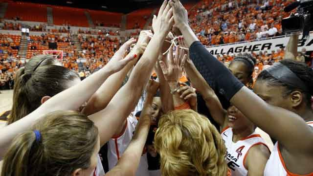 OSU Cowgirls Win 'Together We R' Team Award
