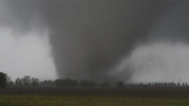 DFW Tornadoes: Things Aren't Always Bigger and Better in Texas