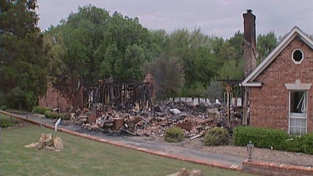 Investigators Call Million-Dollar House Fire 'Suspicious'
