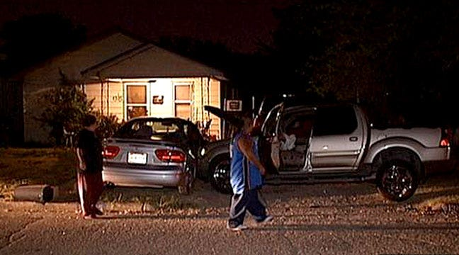 Two Injured In OKC Hit-And-Run Crash