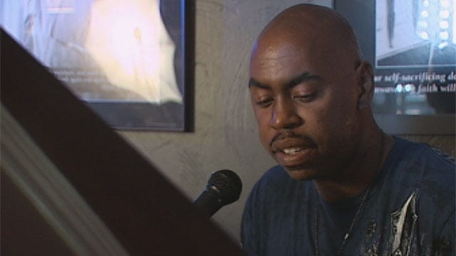 OKC Police Officer Turned Jazz Musician Heads To Italy