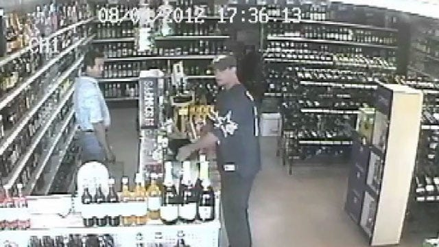 Man Buys Beer At OKC Liquor Store, Returns To Rob It