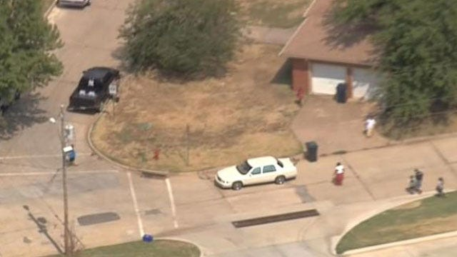 OKC Police Make Two Arrests In High-Speed Chase, Drive-By Shooting