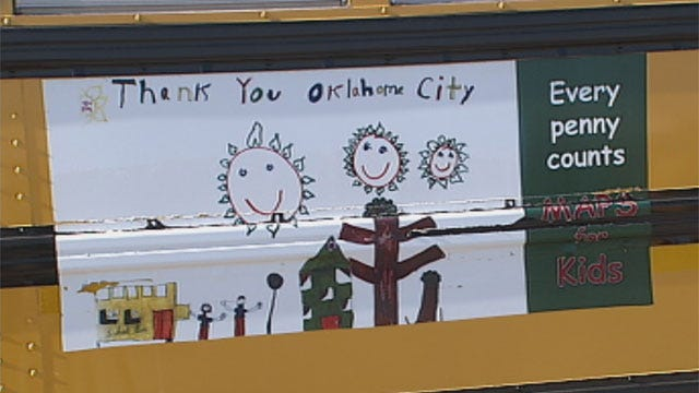 A Decade After OKC's MAPS For Kids, What Happened To The Money?