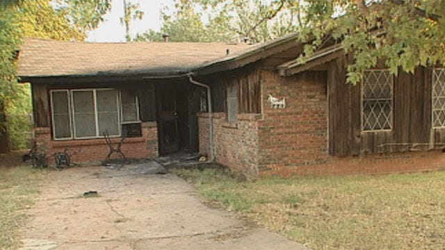 Air Conditioner Causes Early Morning House Fire In OKC