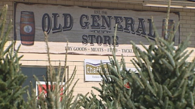 Norman Store Giving Away 150 Christmas Trees To Charity