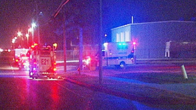 Two Pipe Bombs Found At SW OKC Trucking Company Deemed Safe