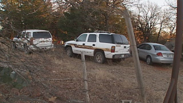 Logan County Authorities Investigating After Discovery Of Body