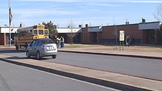 Moore Middle School Student Arrested For Bringing Weapons To School