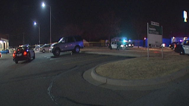 Two Killed, One Injured In Shooting Outside OKC Event Center