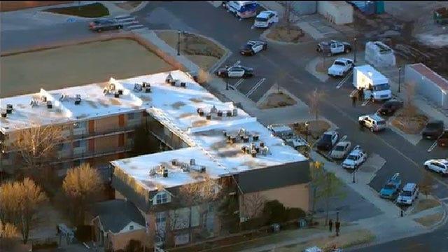 Edmond Bomb Squad Called To Investigate Suspicious Device At Apartment