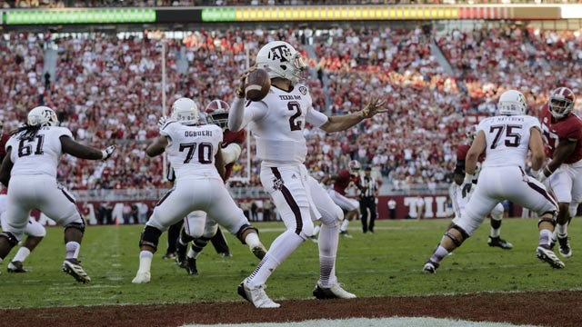 Scouting The Texas A&M Aggies