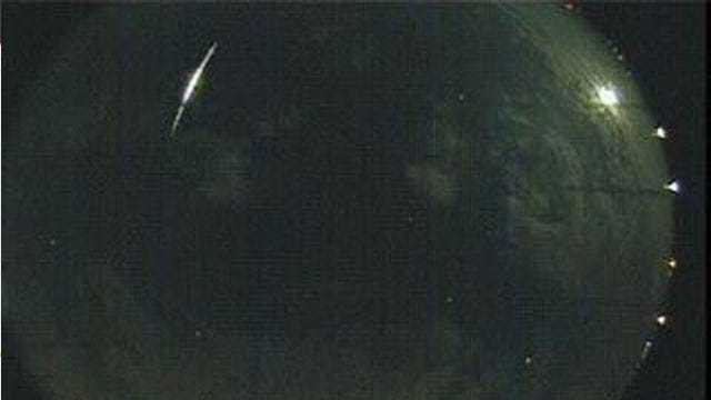 FAA Confirms Meteor Sighting In Oklahoma