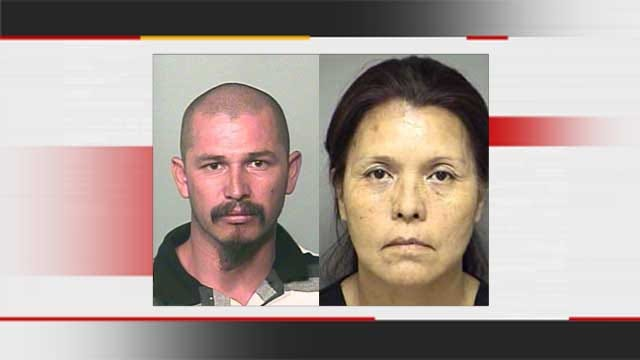 Grandmother, Man Plead Guilty To Abusing OKC Girl