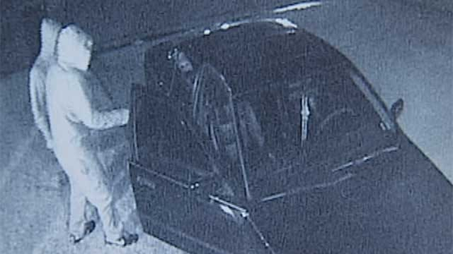 OKC Family's Surveillance Video Leads To Arrest In Auto Theft