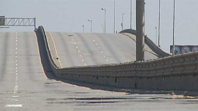 New I-40 Westbound Lanes In OKC Open To Drivers