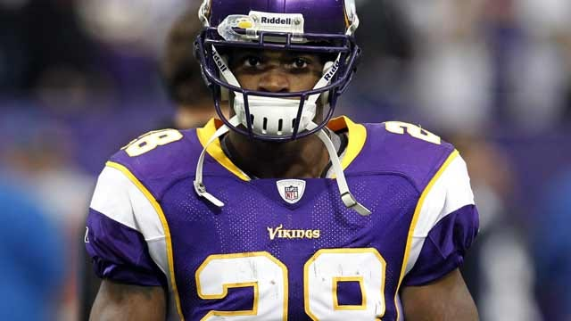 $1M Price Tag Helps Peterson Decide To Keep No. 28
