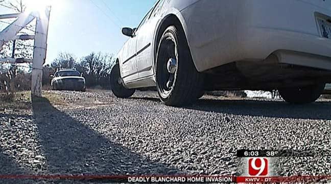 Blanchard Mother Who Shot, Killed Intruder Recalls Home Invasion Terror