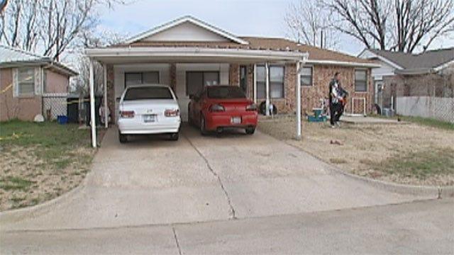 Neighbors Respond To Southwest OKC Homicide