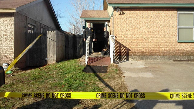 Homeowner Shoots, Kills Burglary Suspect In Midwest City
