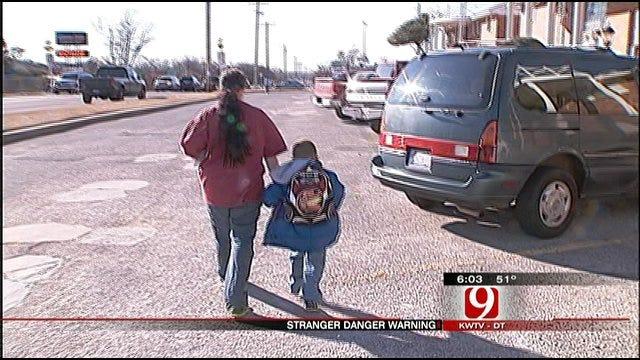 Putnam City Students Get Lesson In 'Stranger Danger'