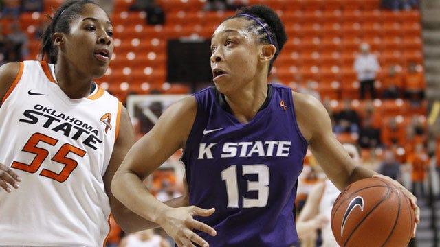 Oklahoma State Unable to Top Kansas State