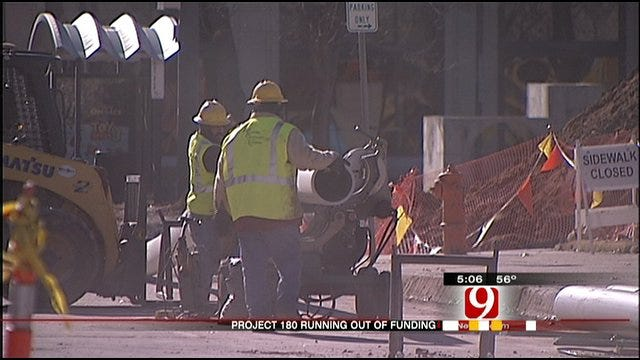 Downtown OKC Makeover Projects Trimmed Down To Save Funding