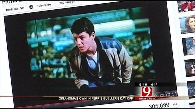 Former Oklahoma State Representative Has 'Ferris Bueller' Connection