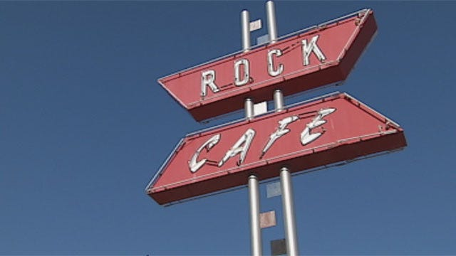 Best Summer Ever: Rock Cafe