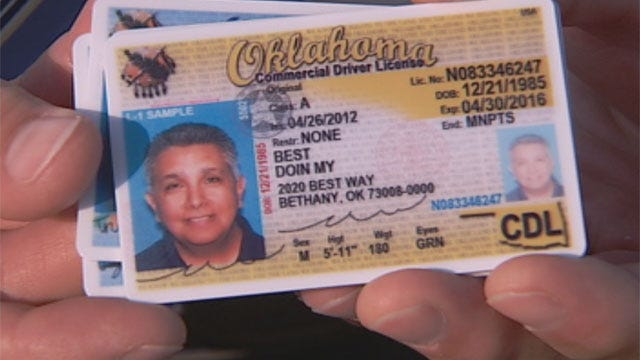Oklahomans Frustrated Over Long Waits To Get Driver's Licenses