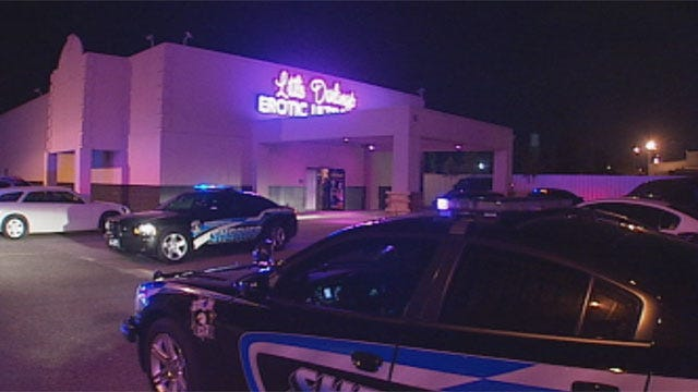 17 People Arrested At Valley Brook Strip Club