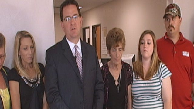 Parole Board Recommends Release Of Chickasha Mom's Killer