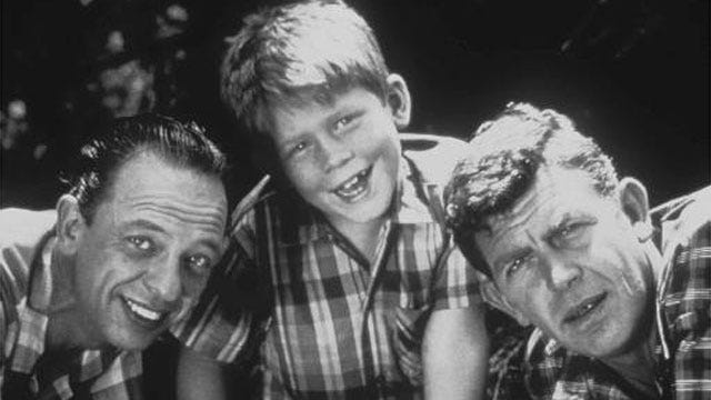 Actor Andy Griffith Dies In North Carolina