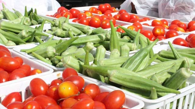 Norman Farmers' Market To Accept Food Stamps