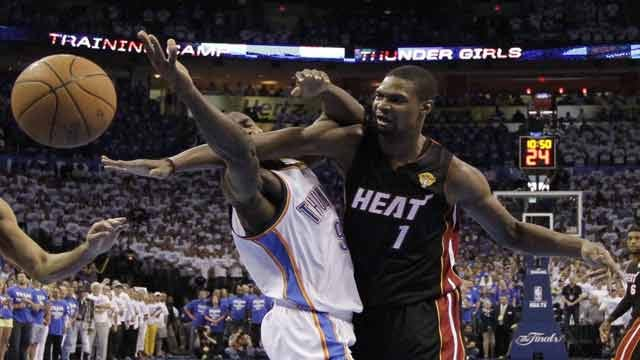 Poor Start Dooms Thunder In Game Two Loss
