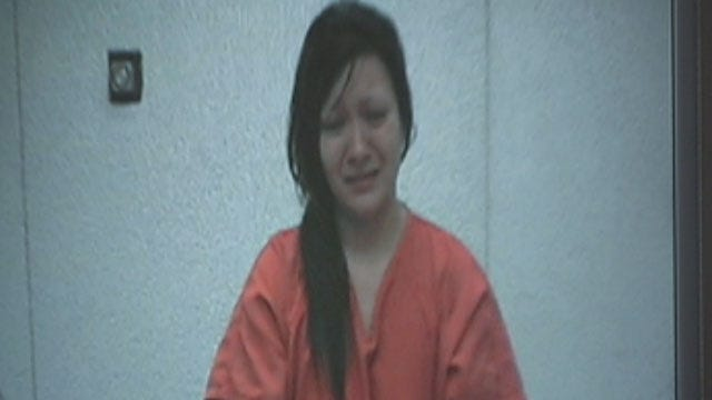 OKC Woman Accused Of Killing Boyfriend Says She Acted In Self-Defense