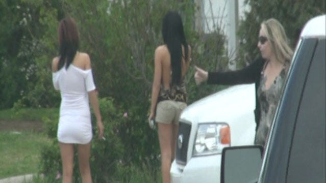 Nationwide Prostitution Sting Nets Arrests In OKC