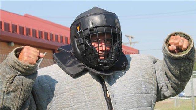 Road Trip Oklahoma: Stan Becomes A Target At Vance Air Force Base